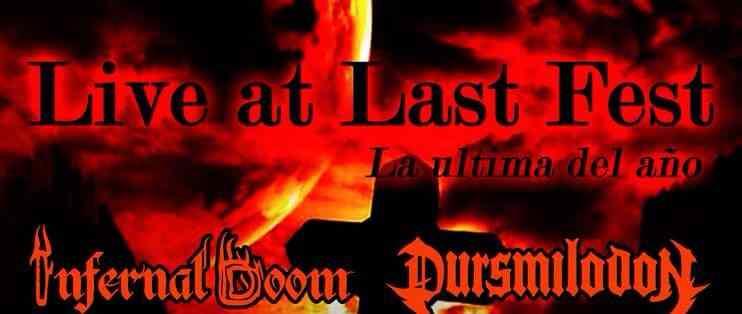 30 de Diciembre: Live at Last Fest en Punta Arenas